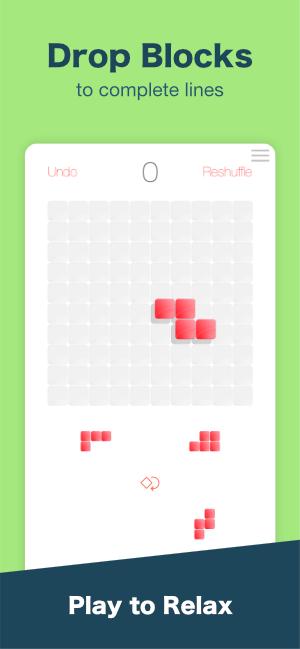Blocks Away Screenshot - Drop Blocks