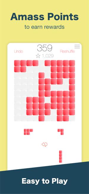 Blocks Away Screenshot - Amass Points