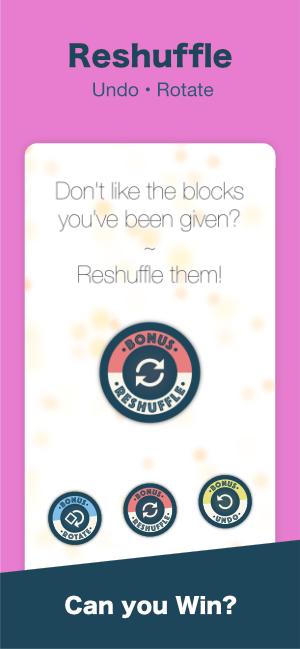 Blocks Away Screenshot - Bonuses